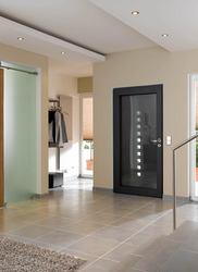 vhodna vrata ACTUAL STREETLINE - linija dizajna v izvedbi les, les-alu, plastika, alu in steklo