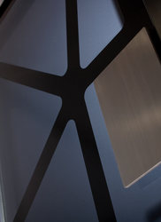 ACTUAL MOON les-steklo vrata