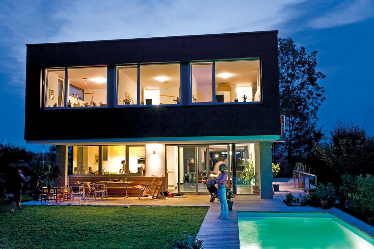 Cubic Haus cubic - actual okna