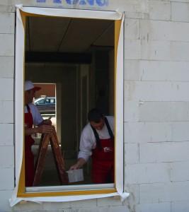 vgradnja oken - RAL Actual