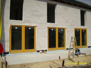 okna vgradnja ACTUAL