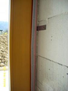 RAL vgradnja oken Actual
