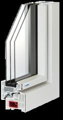 Actual PVC-ALU okna MATRIX Sline