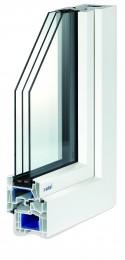Izvedba v PVC-ju - okna ACTUAL