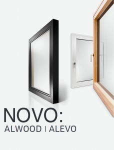 Actual je specialist za okna PVC-ALU v oglati CUBIC.DESIGN izvedbi